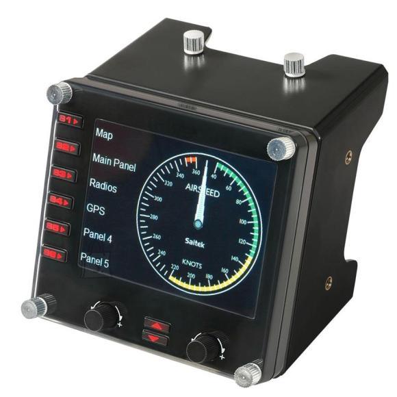Logitech lennusimulaatori armatuuri näidik G Saitek Pro Flight