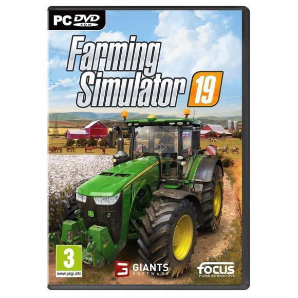 Focus Home Interactive arvutimäng Farming Simulator 19