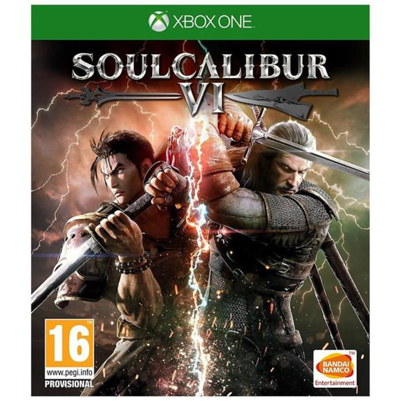 Bandai Namco Ent. Xbox One mäng SoulCalibur VI