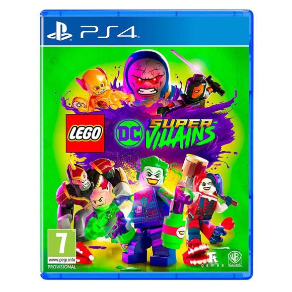 Warner Bros PS4 mäng LEGO DC Super Villains