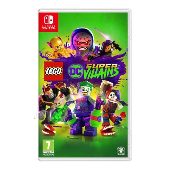 Warner Bros arvutimäng Lego DC Super Villains