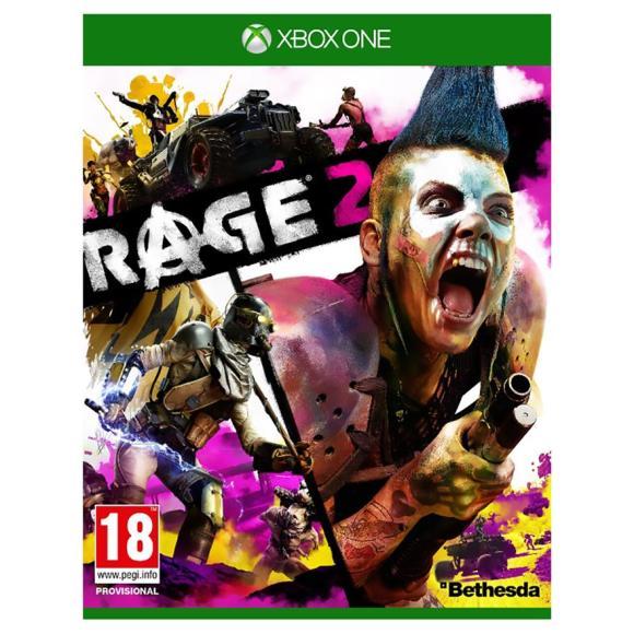Bethesda Xbox One mäng Rage 2