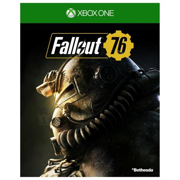 Bethesda Xbox One mäng Fallout 76