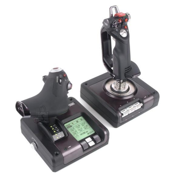 Logitech joystick Saitek X52 Pro Flight