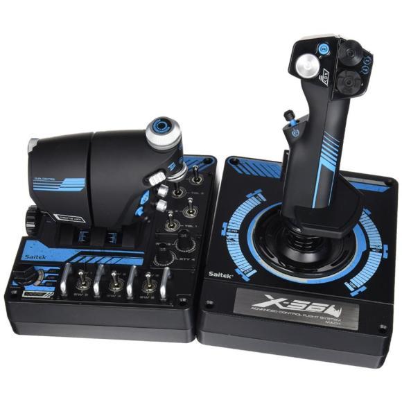 Logitech joystick Saitek X-56 Rhino