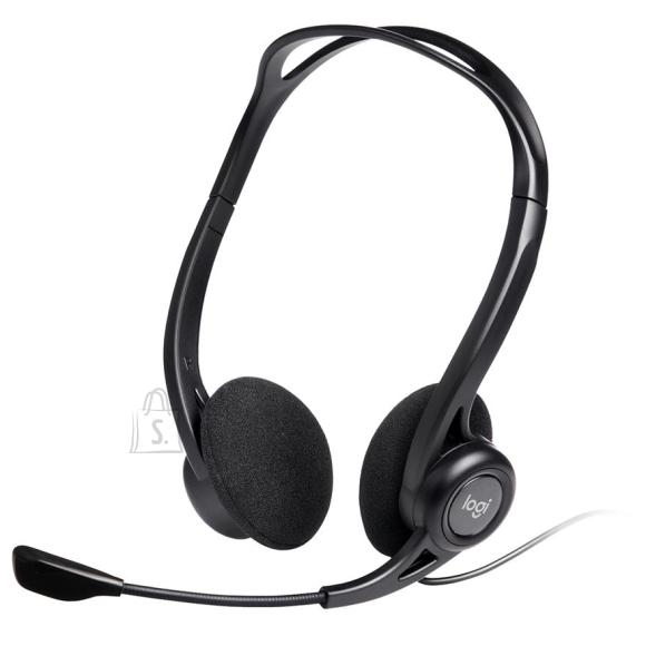 Logitech Kõrvaklapid H960