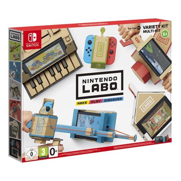 Nintendo Switch tarvik Nintendo Labo Variety Kit
