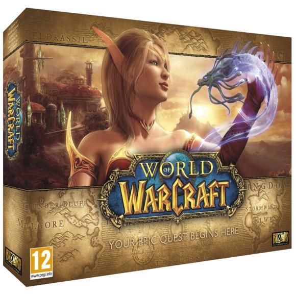 Activision Blizzard arvutimäng World of Warcraft Battle Chest 5.0