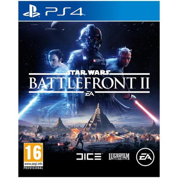 EA Games PS4 mäng Star Wars: Battlefront II