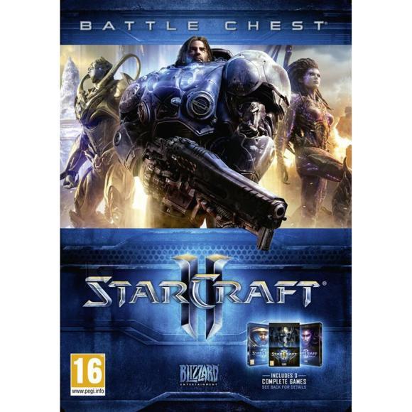 Activision Blizzard arvutimäng Starcraft 2 Battlechest