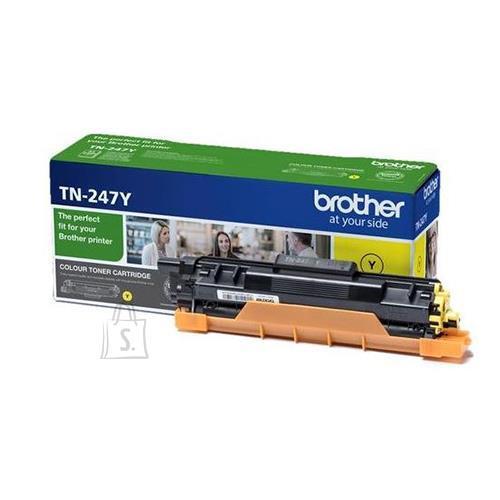 Brother Tooner Brother TN-247 (kollane)