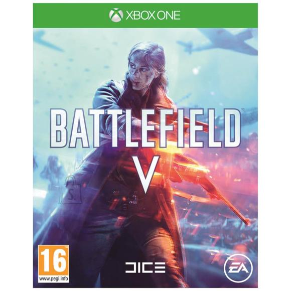 EA Games Xbox One mäng Battlefield V