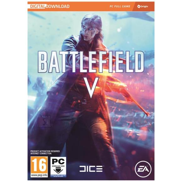 EA Games arvutimäng Battlefield V