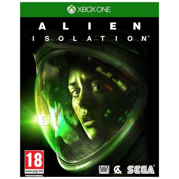 Sega Xbox One mäng Alien: Isolation