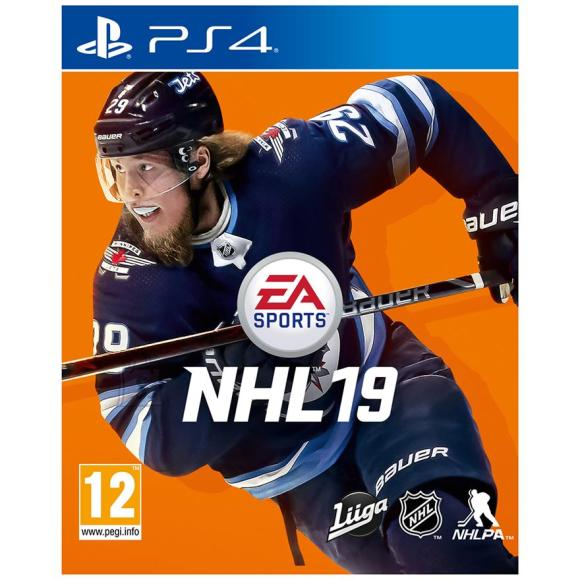 EA Sports PS4 mäng NHL 19