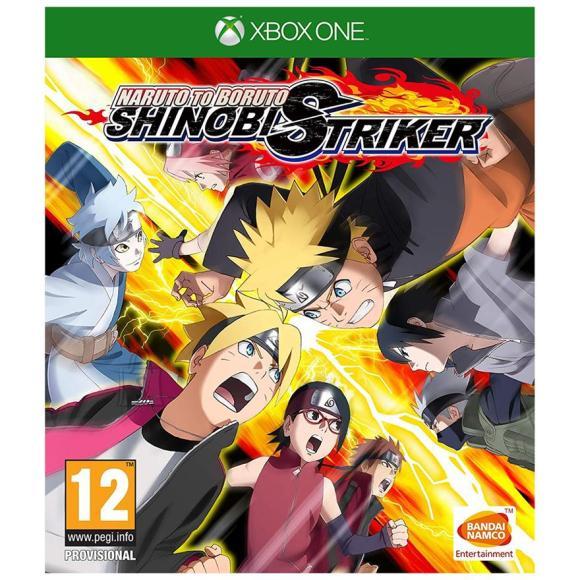 Bandai Namco Ent. Xbox One mäng Naruto to Boruto: Shinobi Striker