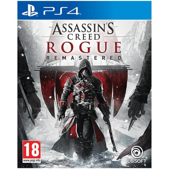 Ubisoft PS4 mäng Assassins Creed Rogue Remastered