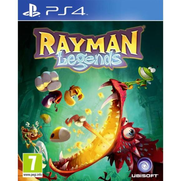 Ubisoft PS4 mäng Rayman Legends