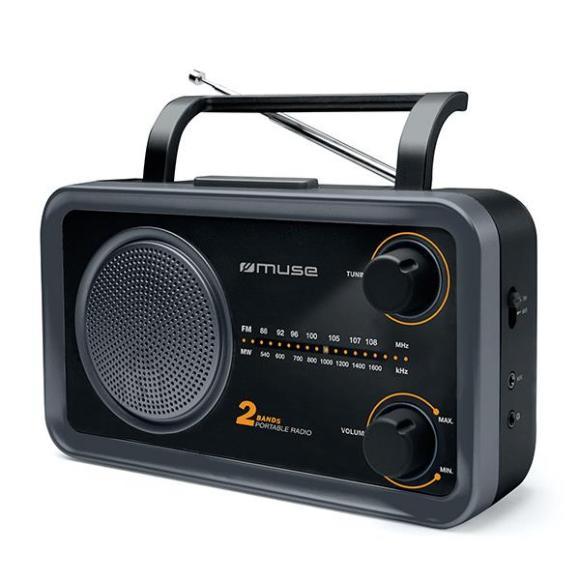 Muse kaasaskantav raadio