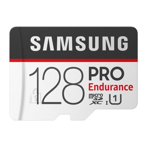 Samsung Micro SDHC mälukaart Endurance PRO + SD adapter 128GB