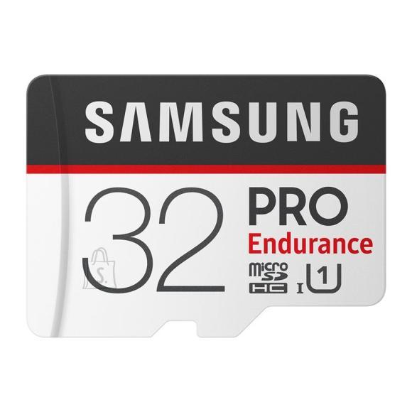 Samsung Micro SDHC mälukaart Endurance PRO + SD adapter 32GB