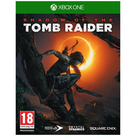 Square Enix Xbox One mäng Shadow of the Tomb Raider