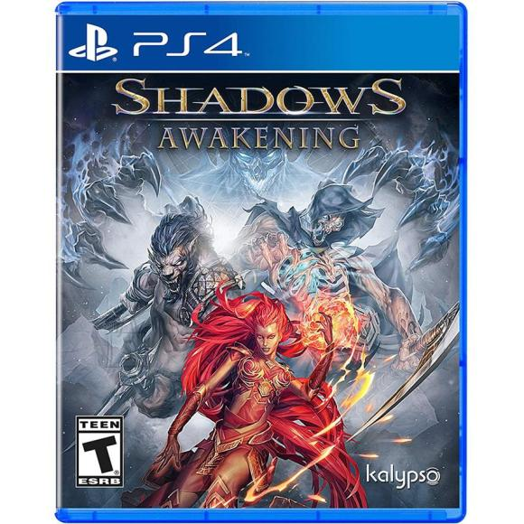 Kalypso Media Digital PS4 Shadows Awakening
