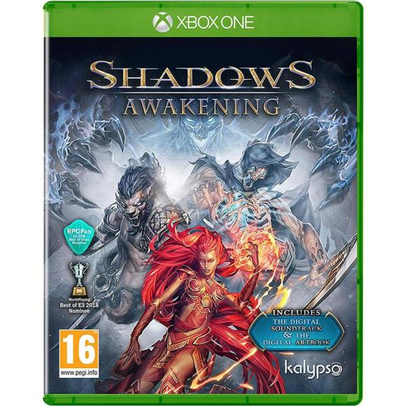 Kalypso Media Digital X1 Shadows Awakening