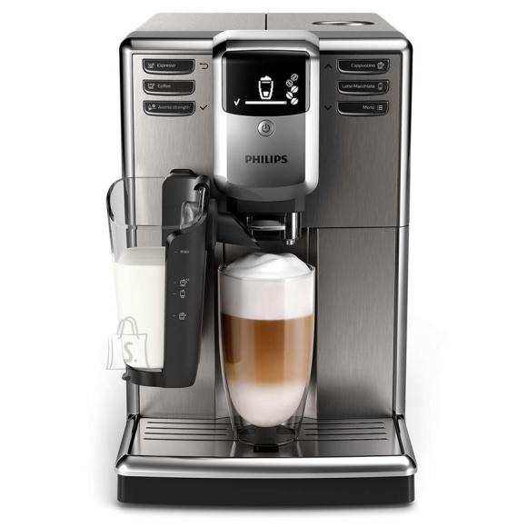 Philips espressomasin LatteGo