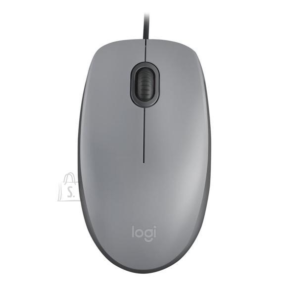 Logitech Hiir Logitech M110 Silent