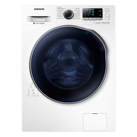 Samsung pesumasin - kuivatiga