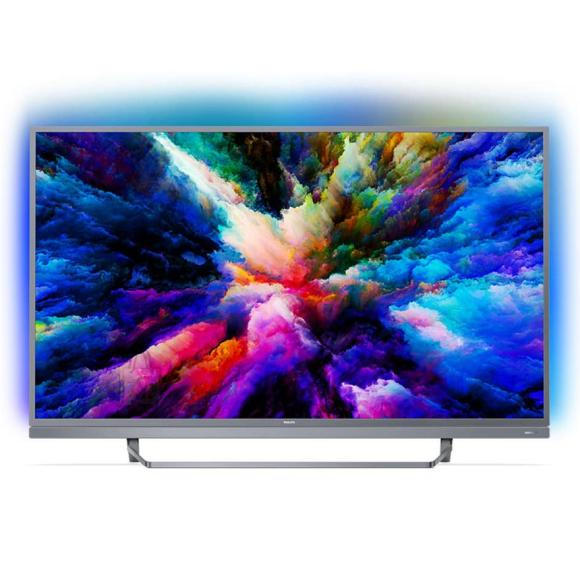 "Philips 49"" Ultra HD LED LCD-teler"