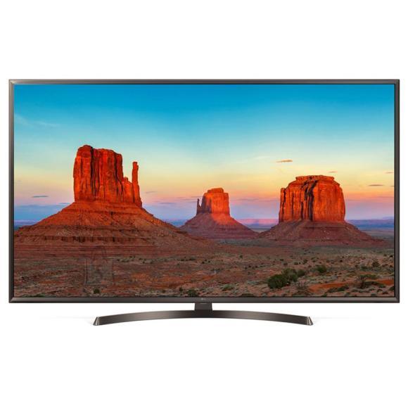 "LG 43"" Ultra HD LED LCD-teler"