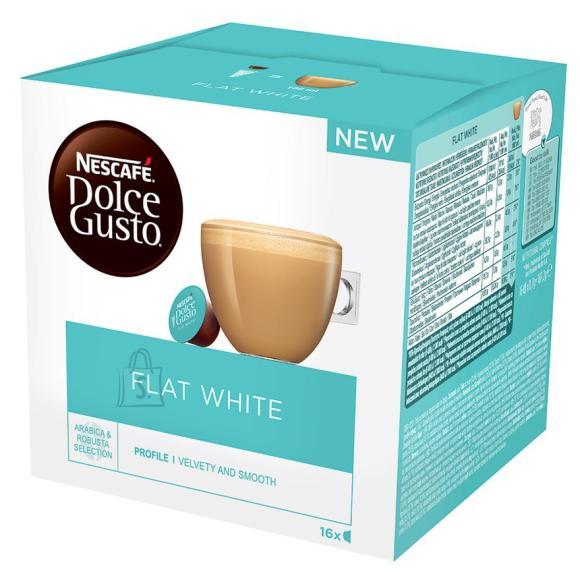 Dolce Gusto Flat White kohvikapslid