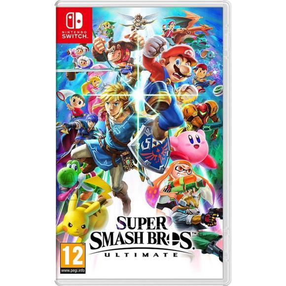 Nintendo Switch mäng Super Smash Bros. Ultimate