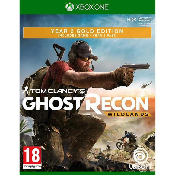 Ubisoft Xbox mäng Ghost Recon: Wildlands Year 2 Gold Edition