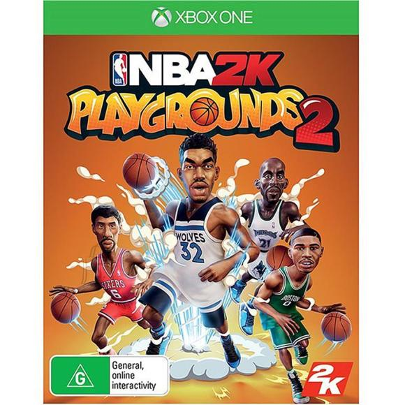 2K Games Xbox One mäng NBA 2K Playgrounds 2