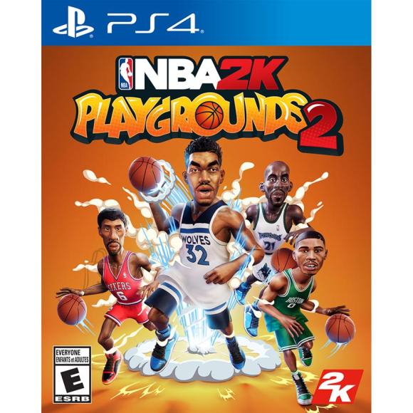 2K Games PS4 mäng NBA 2K Playgrounds 2