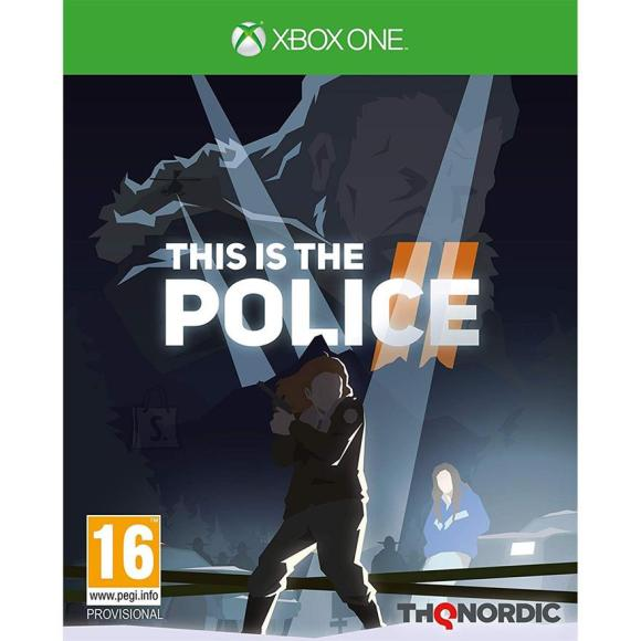 5572df57b37 THQ Xbox One mäng This is the Police 2