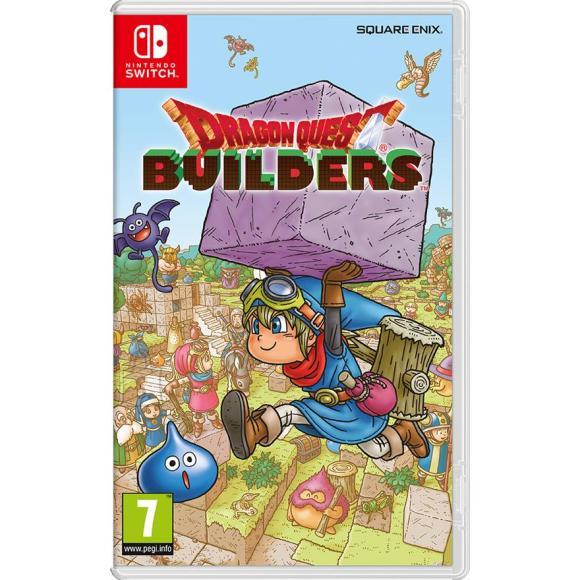 Square Enix Switch mäng Dragon Quest Builders