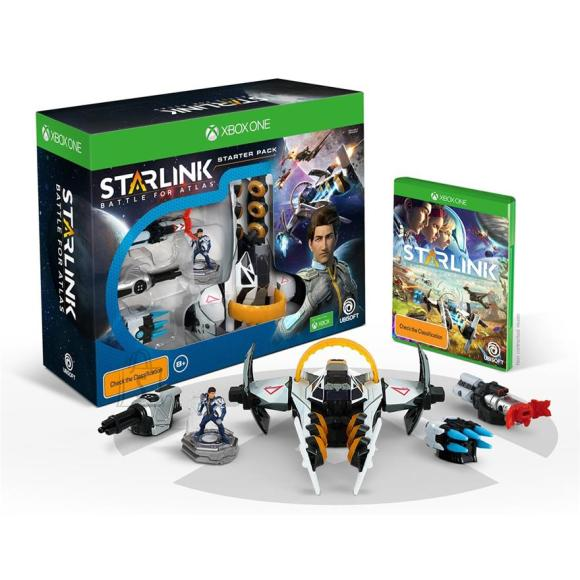 Ubisoft Xbox One mäng Starlink: Battle for Atlas Starter Pack
