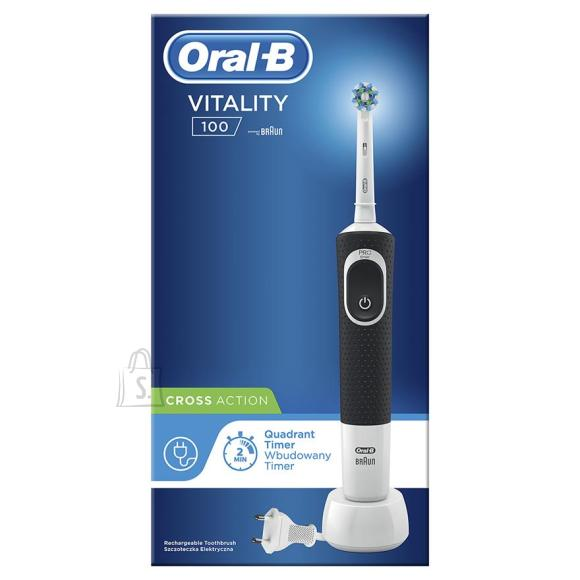 Braun elektriline hambahari Oral-B Vitality 100
