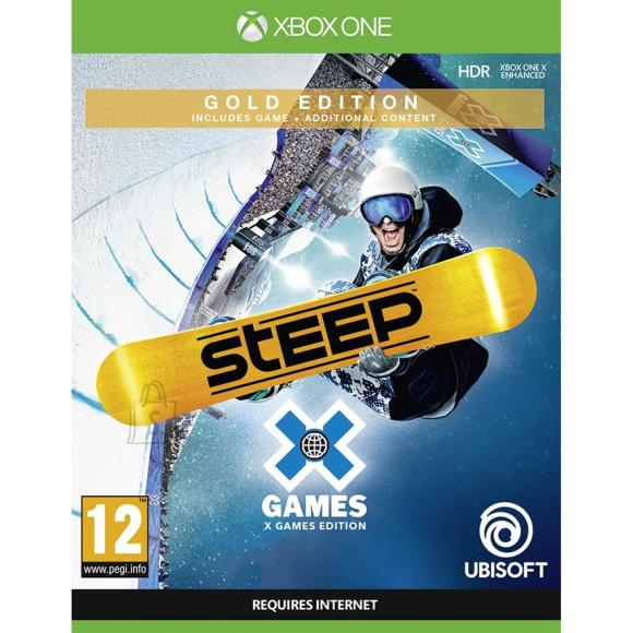 Ubisoft Xbox One mäng Steep X Games Gold Edition