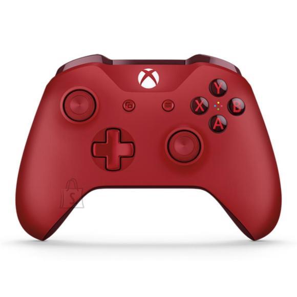 Microsoft Xbox One juhtmevaba pult Red