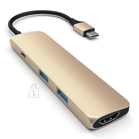 Satechi USB-C hub Multi-port 4K