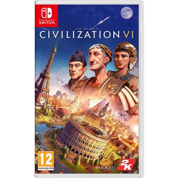 2K Games Switch mäng Civilization VI