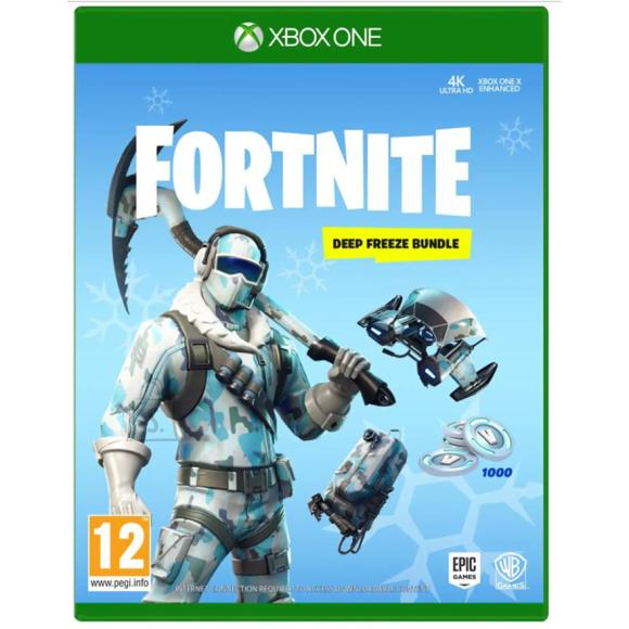 Epic Games Xbox One mäng Fortnite Deep Freeze Bundle