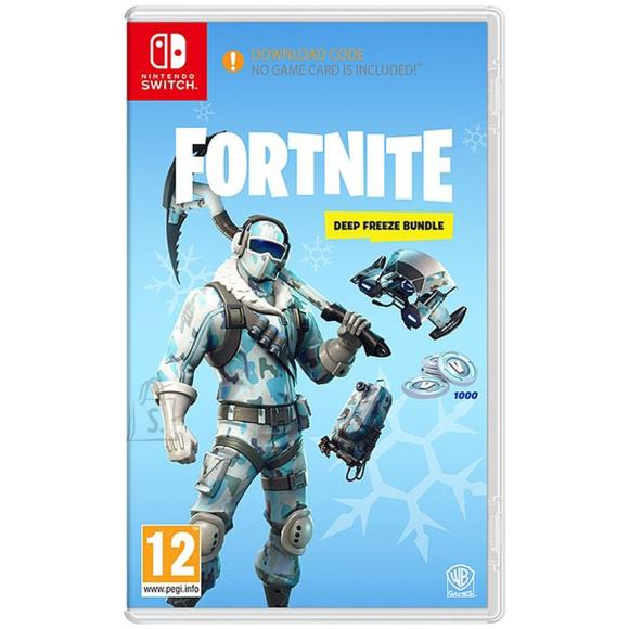 Epic Games Switch mäng Fortnite Deep Freeze Bundle