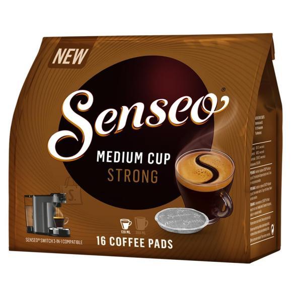 Senseo kohvipadjad JDE Strong