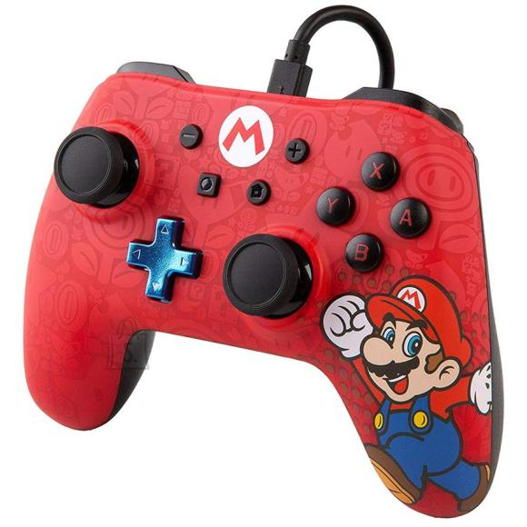 PowerA Nintendo Switch pult Mario